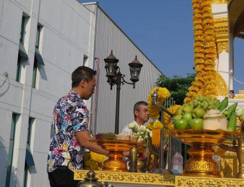 Songkran's Festival