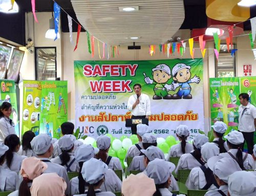 Safety Week Activity