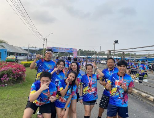 TCC&THCC 3rd Run for Health 2020