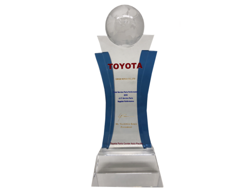 The Total performance Award from TDEM