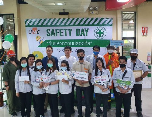 Safety Day Activity 2020